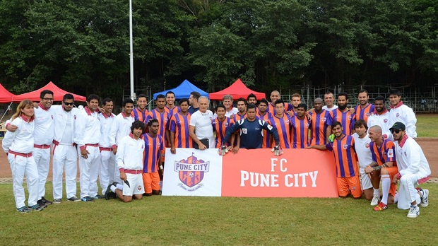 FC Pune City team