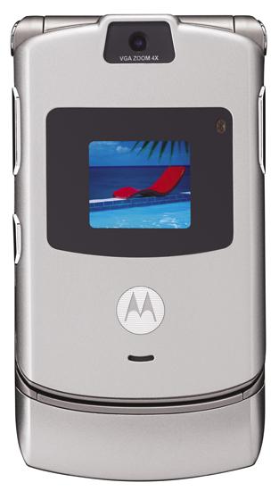 Mobile phone 4