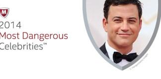 Most dangerous cyber celebrities online1