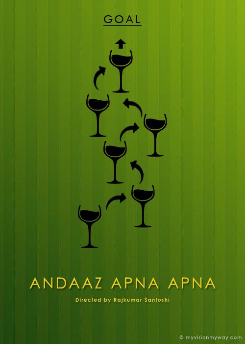 celebrate the rerelease of andaz apna apna with these