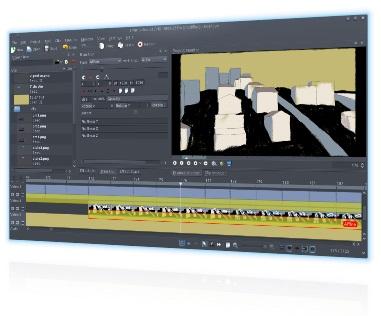 Kdenlive video editor 2015