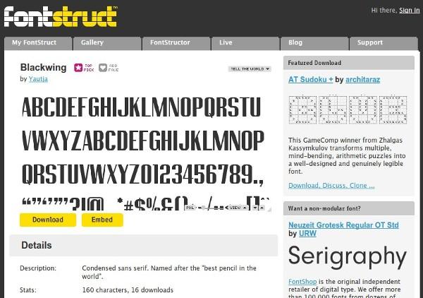 font-tools-fontstruct