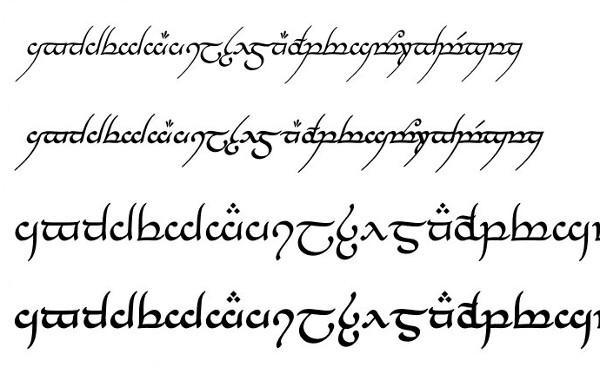 tattoo-fonts-tengwar
