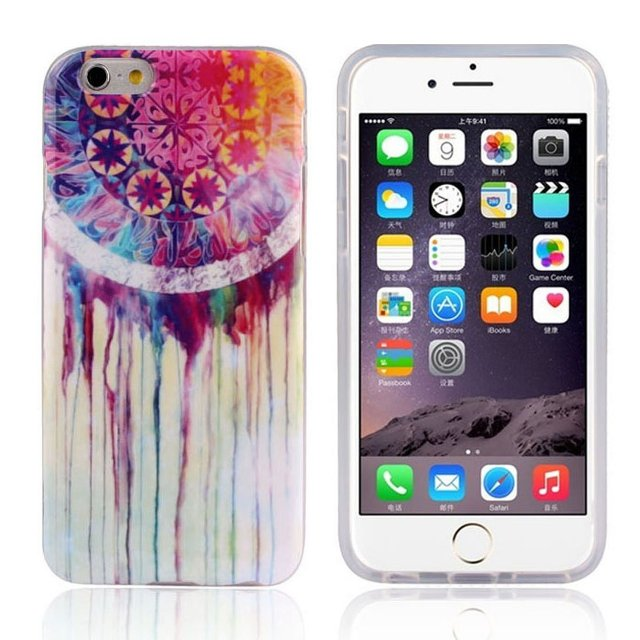 Bessky Soft TPU Case for iPhone 6