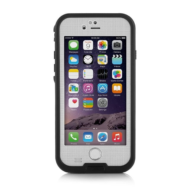 Foxwill Waterproof Case for iPhone 6