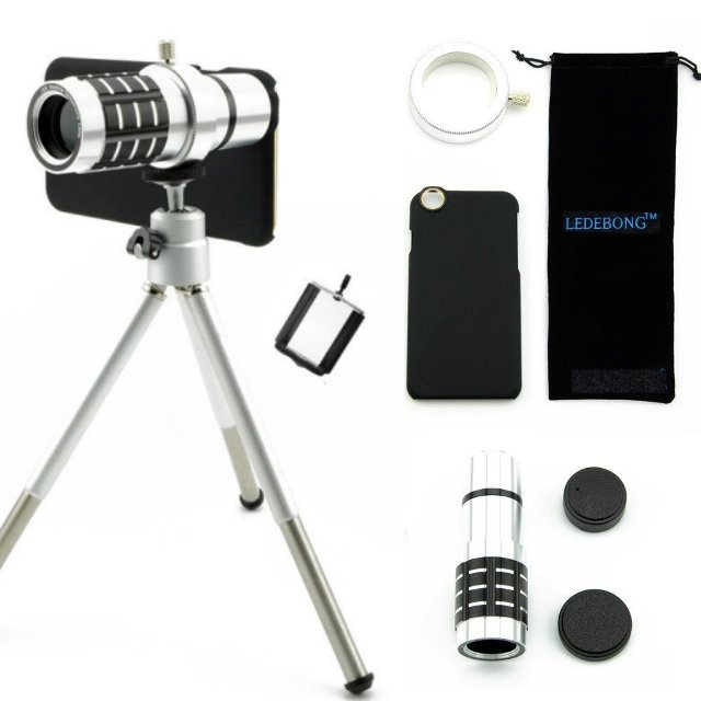 LEDEBONG iPhone Camera Lens Kit