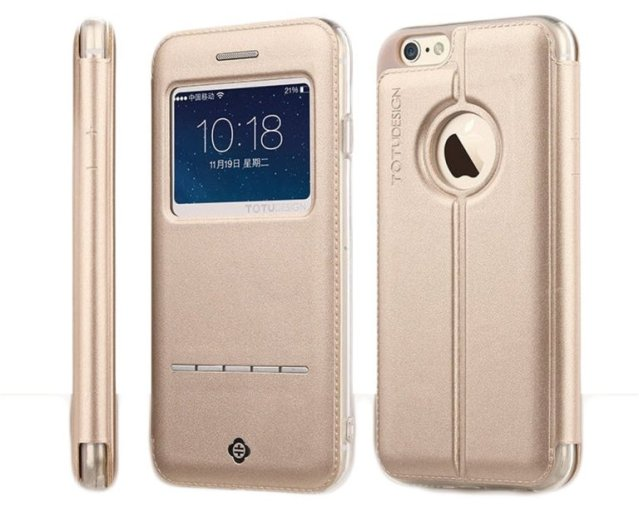 TOTU Smart Window iPhone 6 Case