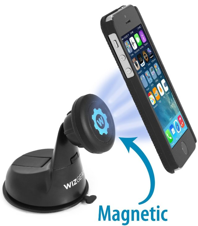 WizGear Universal Magnetic Car Mount