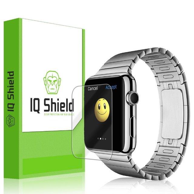IQ Shield LiQuidSkin Apple Watch Screen Protector