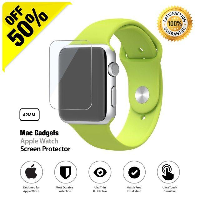 Tech Gadgets Apple Watch Screen Protector