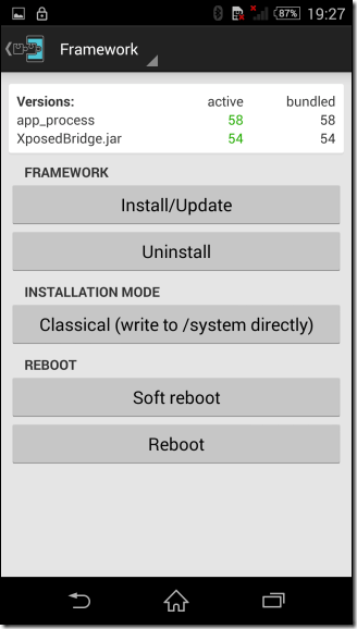 Xposed Framework (3)