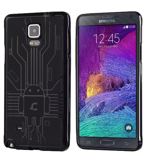 Cruzerlite TPU Case for Note 4