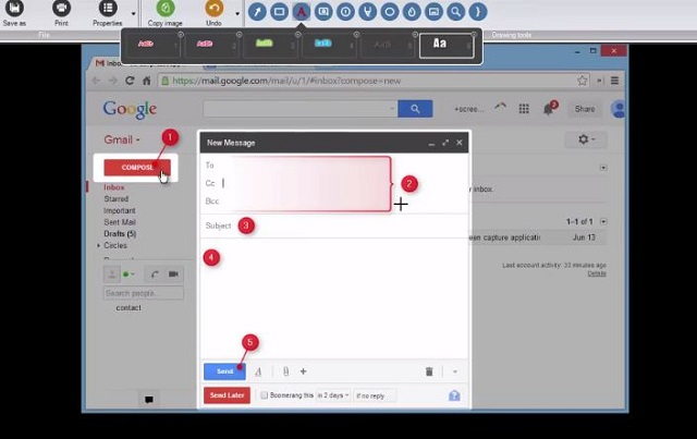Screenpresso - ultimate screen capturing tool