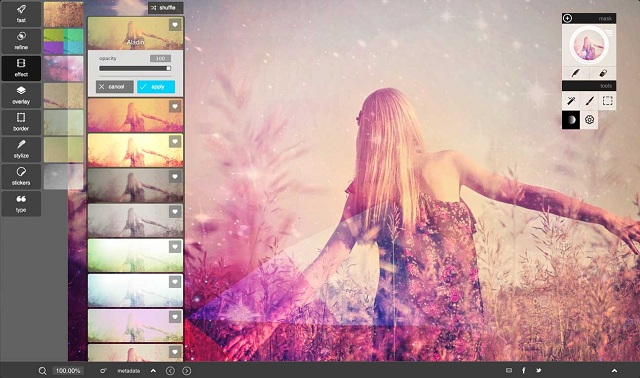 pixlr - best photo editing software