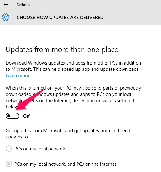 disable-updates-delivery