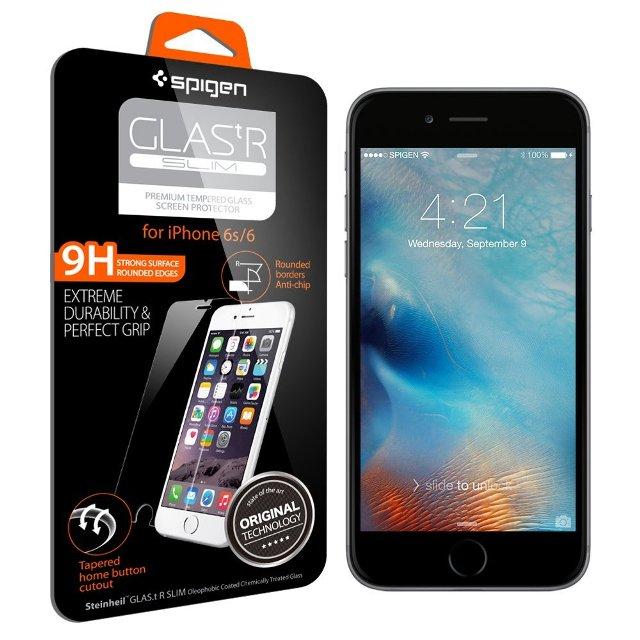 Spigen Tempered Glass iPhone 6s Screen Protector