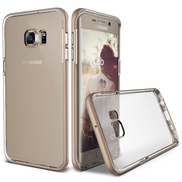 Verus Clear Slim Fit Galaxy S6 Edge Plus Case