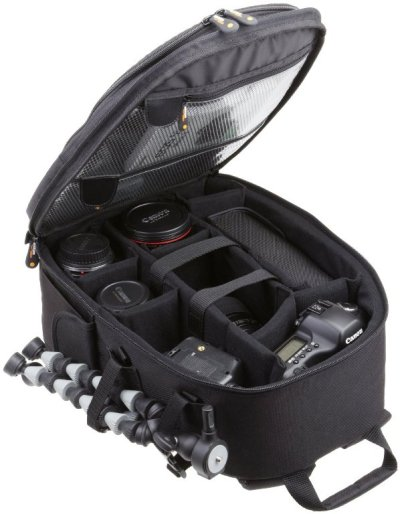 AmazonBasics Рюкзак для зеркальных DSLR камер Аксессуары