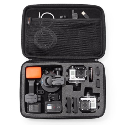 AmazonBasics Carrying Case for GoPro