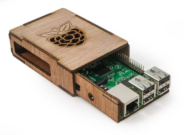 DecaPi Slider Raspberry Pi Case