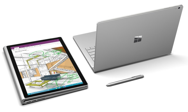 Microsoft Surface Book 5