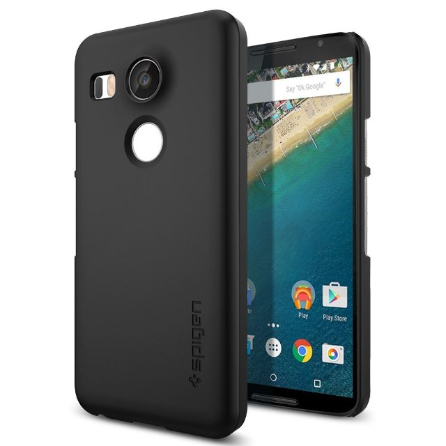 Spigen Thin Fit Hard Nexus 5X Case