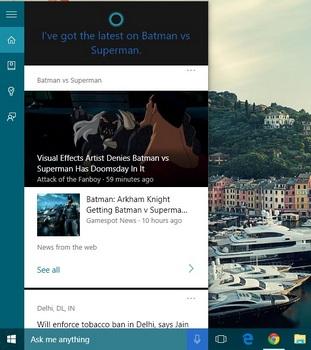 Windows 10 Home Pro Cortana