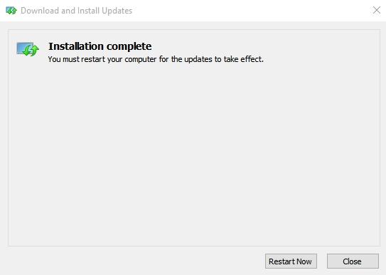 Windows 10 display language pack installation