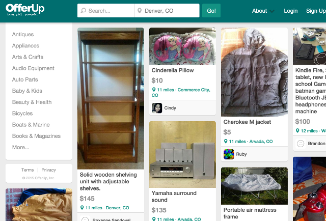 Sites Similar To Craigslist >> 10 Sites Like Craigslist for Buying and Selling Used Stuff
