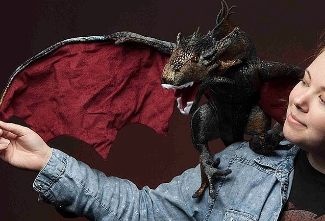 Game of Thrones Dragon Toy
