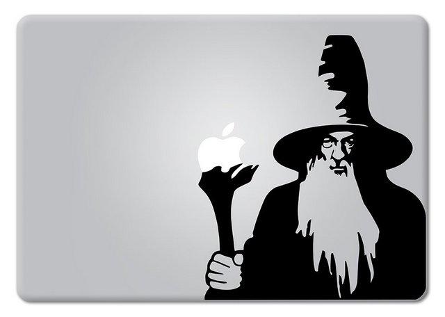 Gandalf Macbook Decal Sticker