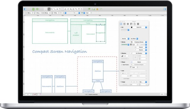 no list of mac graphing and diagramming tools can be complete without mentioning omnigraffle heralded as the most powerful software of its nature - Visio Like Program For Mac