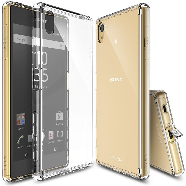 Ringke Fusion Crystal Clear Xperia Z5 Case