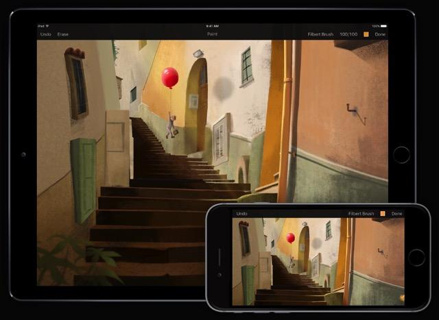 iPad Drawing Apps -bb- 07 - Pixelmator