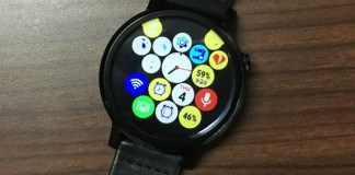 Moto 360 apps