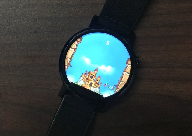 Castle Stormer Android Wear