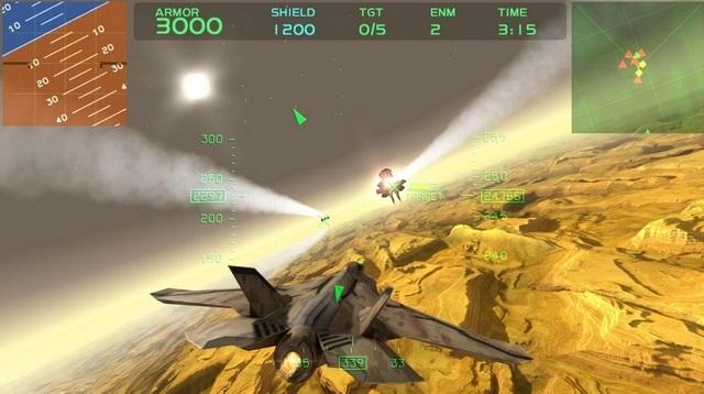 Fractal Combat X game