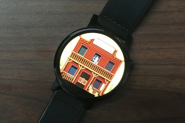 Wild Wild Gun Android Wear