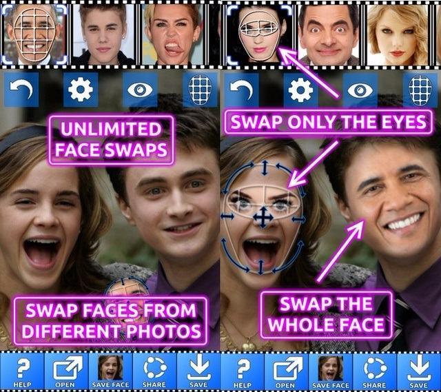 Стенд для смены лица (2)
