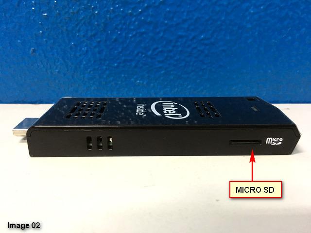 intel compute stick microsd1