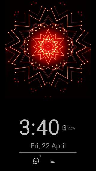 Glance Plus Samsung siempre en pantalla