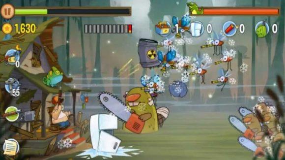 Swamp-Attack