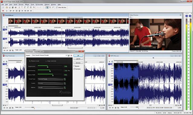 sound forge audio studio