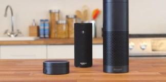 Amazon Echo vs Tap vs Echo Dot
