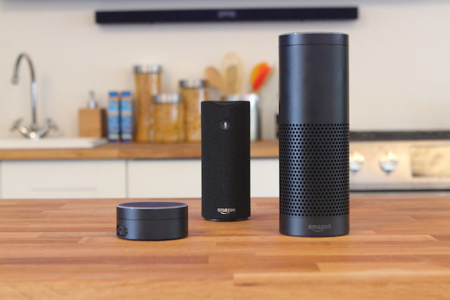 Amazon Echo vs Tap vs Echo Dot