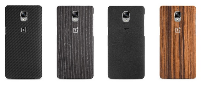OnePlus 3 official cases