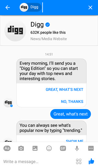 digg-facebook-messenger-bot