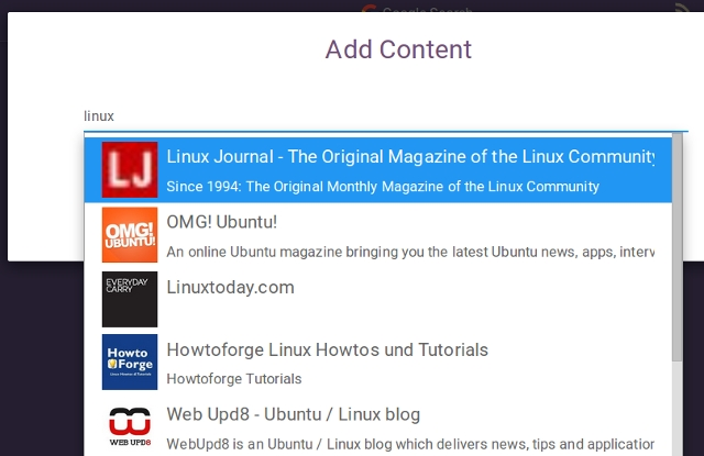 Firefox Newtab Blink Addcontent
