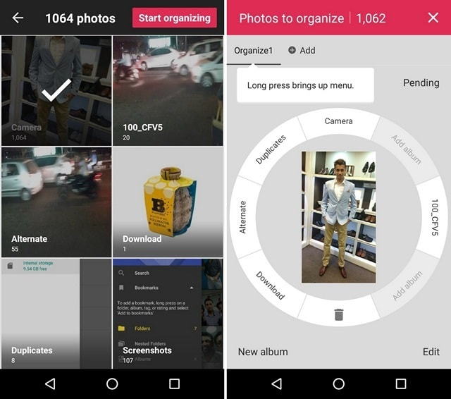 FOTO Gallery App