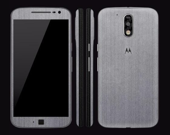 Moto G4 gadgetshieldz custom skin